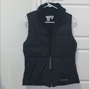 Black Vest from Zara